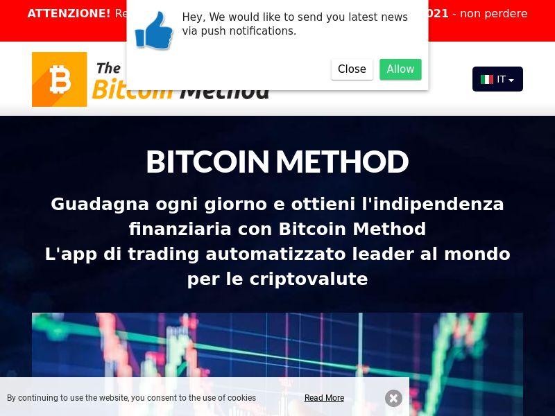 Bitcoin Method Italian 2185