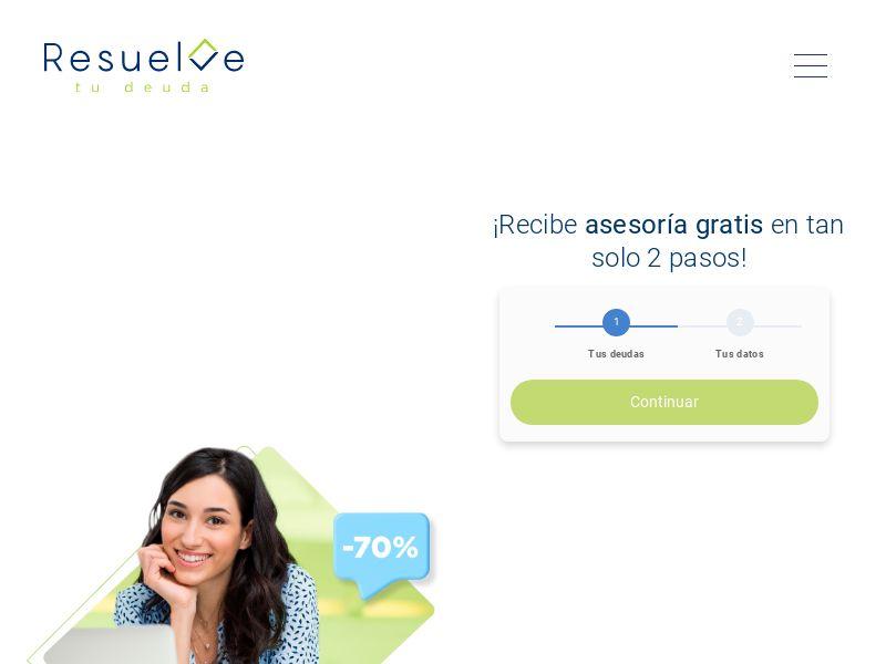 resuelvetudeuda.com