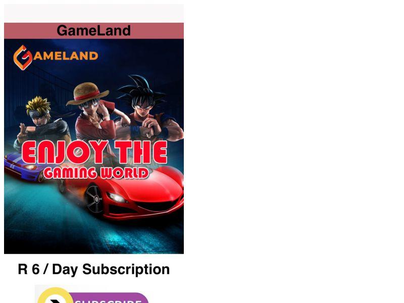 Gameland MTN