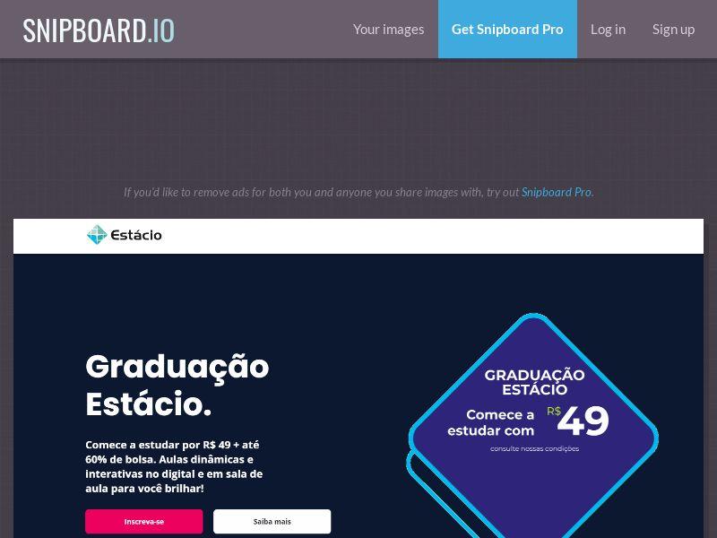 41427 - BR - Estacío - University - BR - CPL - [Push]