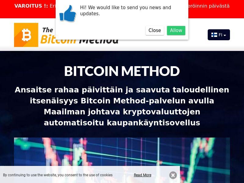 Bitcoin Method Finnish 2184
