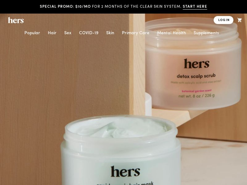 Hers - Multi CPA - Responsive
