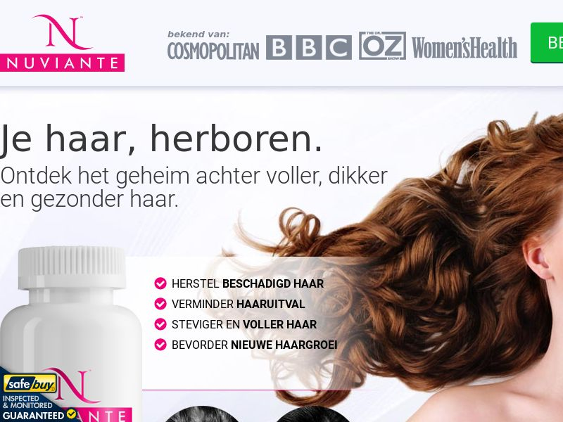 Nuviante LP01 Step1 - DUTCH - (Hair)