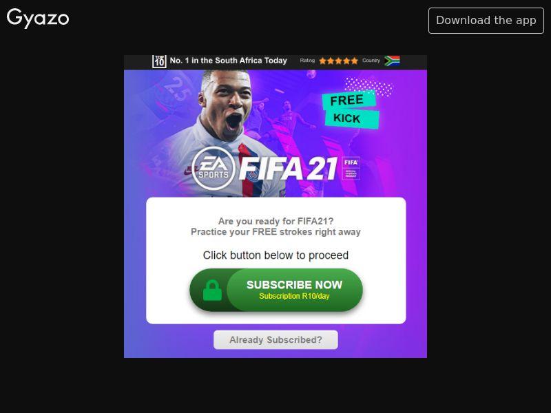 FIFA '21 (ZA)