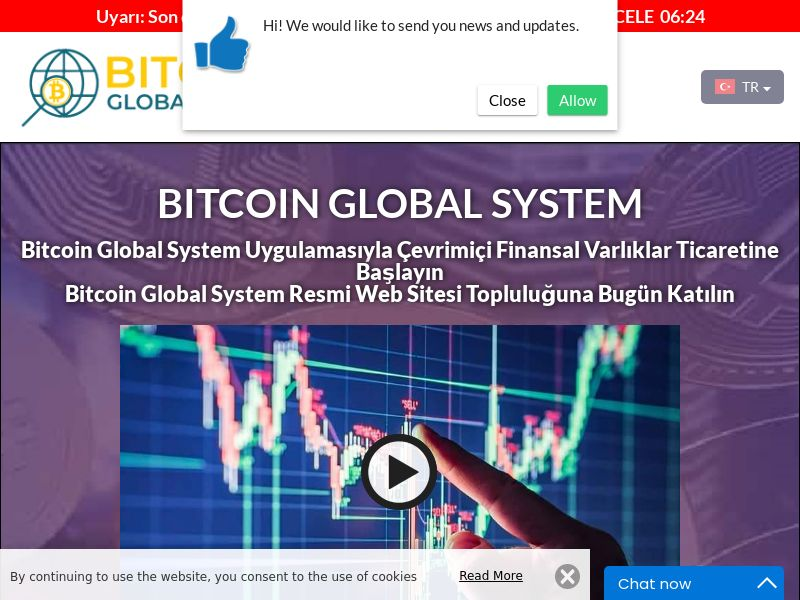 The Bitcoin Global System Turkish 2708