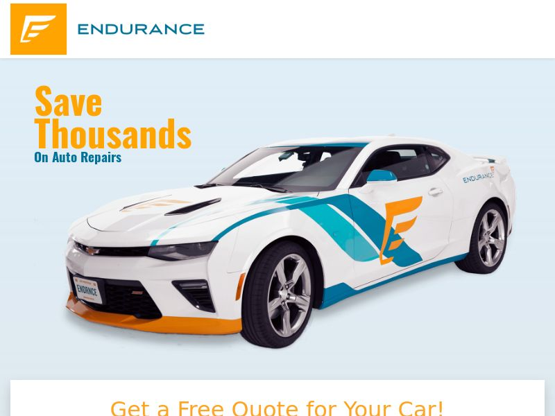 Endurance Auto Pros (US) (CPL) (Personal Approval)