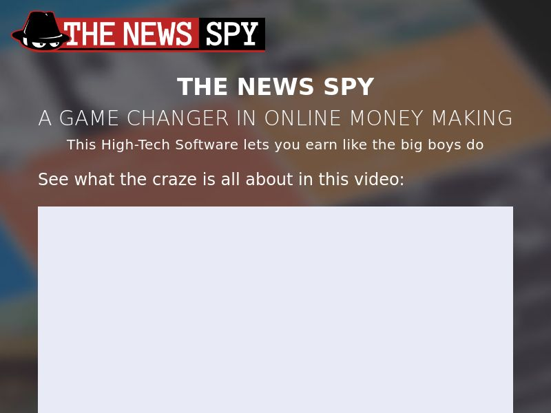 The News Spy CPA EN speakers