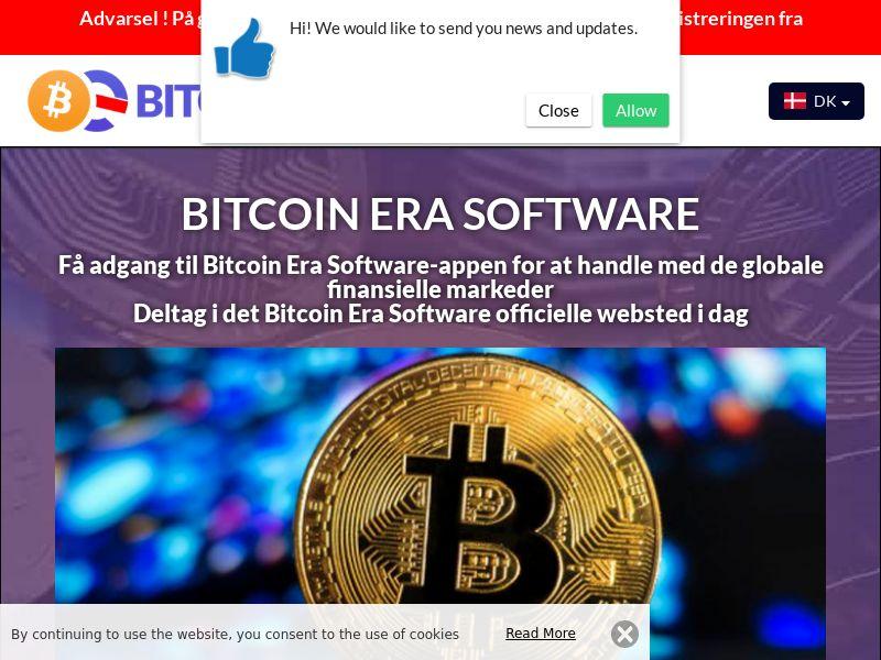 The Bitcoin Era Danish 2381