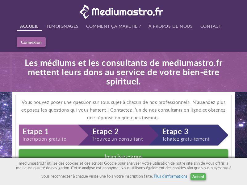 12441) [EMAIL] Mediumastro - FR - CPL