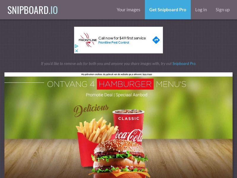 LeadsWinner - McDonalds NL - SOI