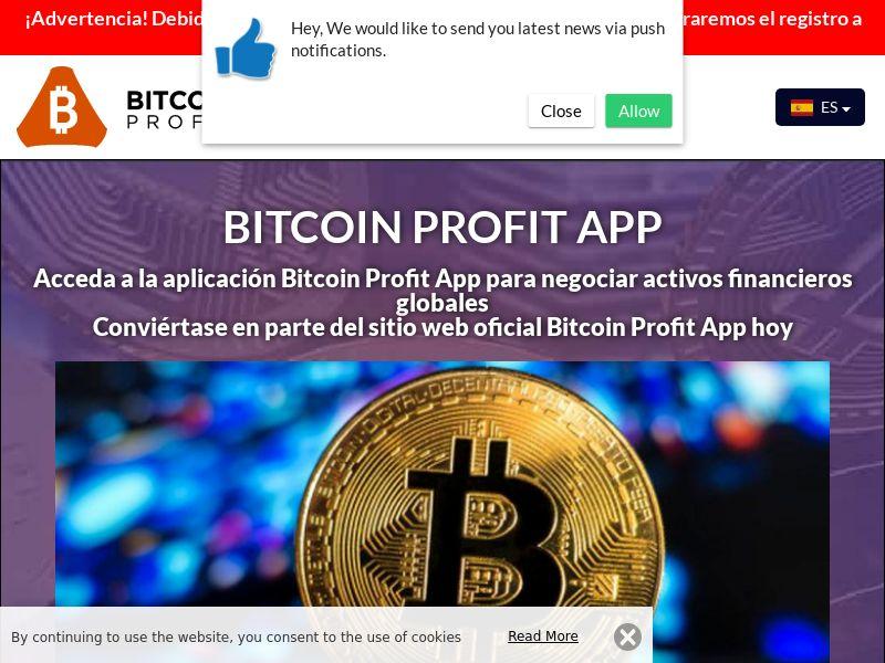 Bitcoin Profit App Spanish 2842