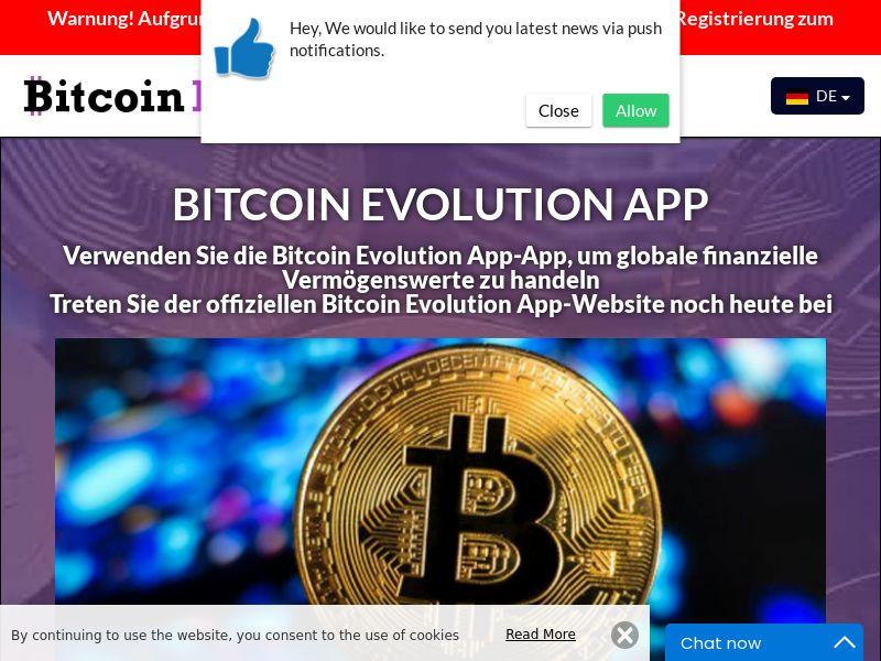 The Bitcoin Evolution German 2408