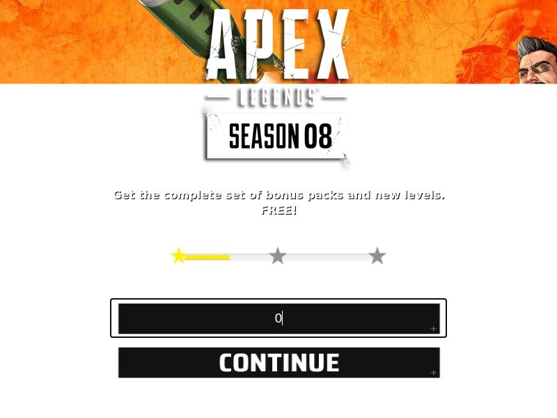 ZA - Apex Season 8 MTN
