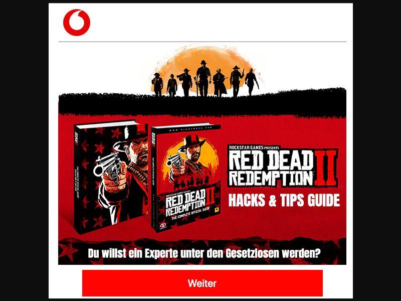 Red Dead Redemption II - 3 clicks - DE - Online Games - Mobile