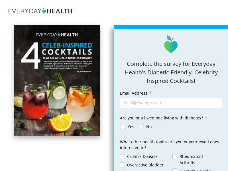 Diabetes Survey