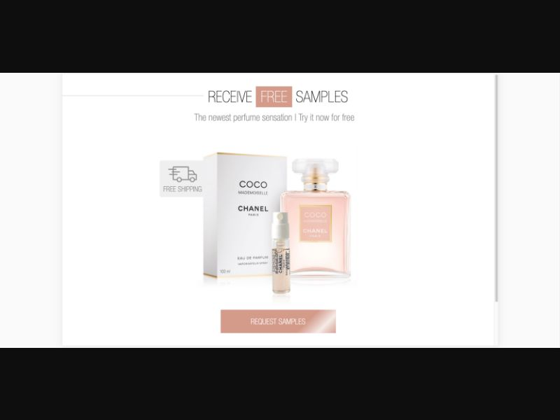 Chanel - CPL SOI - UK - Sweepstakes - Responsive