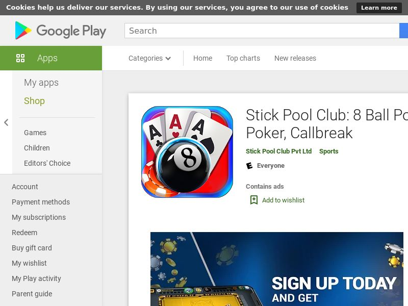 Stickpolo_IN_Android *redirects only with correct GAID* (CPI)