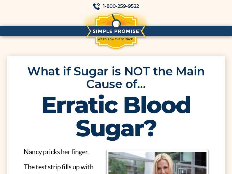 Nutonen - Blood Sugar [US] (Email) - CPA