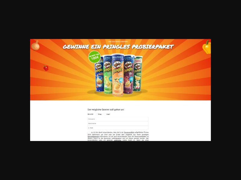 Pringles - SOI (DACH)