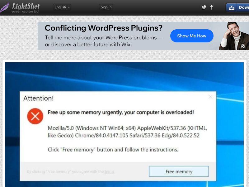 Free Memory - Microsoft Edge (CA) (CPD) (Windows)