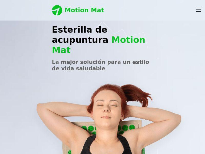 Motion Mat - US