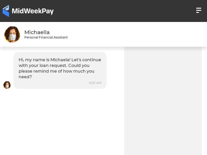 US -Midweekpay.com - Display only