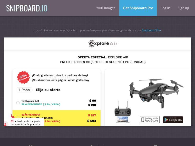 40119 - UK - E-Commerce - Explore AIR INTL - WW - CPS