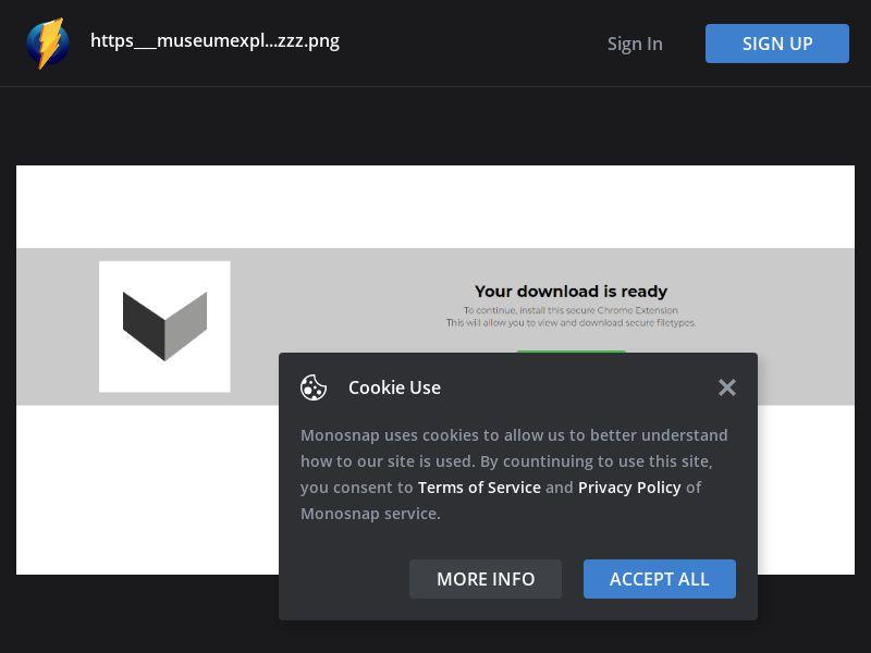 Germany (DE) - Your Download Is Ready - Chrome - Desktop