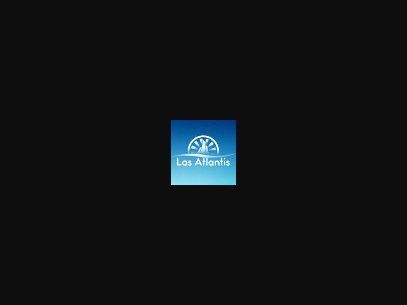 Las Atlantis Casino | Baseline | US, CA, AU, UK, DE, NZ, ES, NO