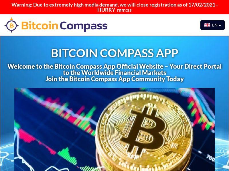 Bitcoin Compass App Danish 2577