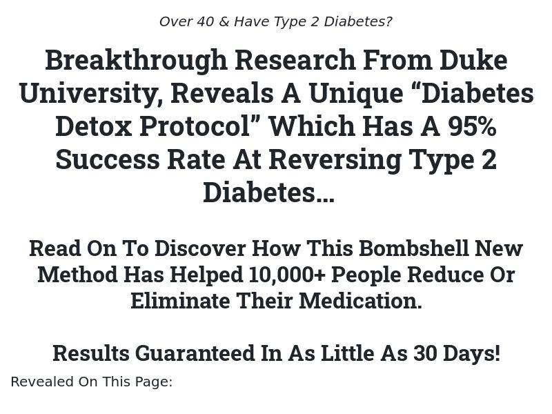 Diabetes Masterclass