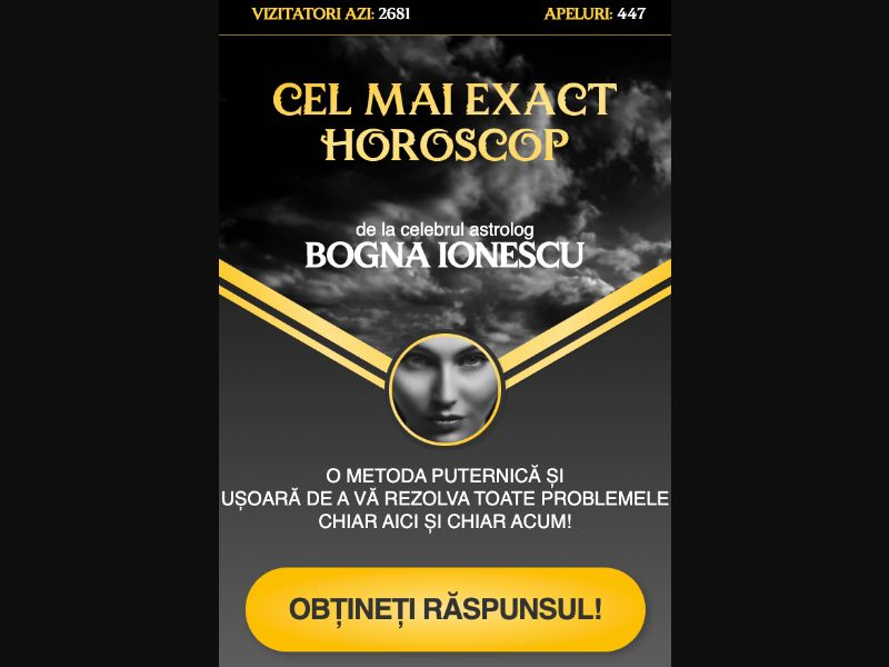 Horoscope By Professional - Click 2 Call - RO - Astrology - Mobile