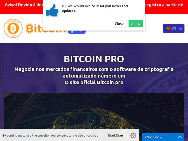 Bitcoin pro Portuguese 2306