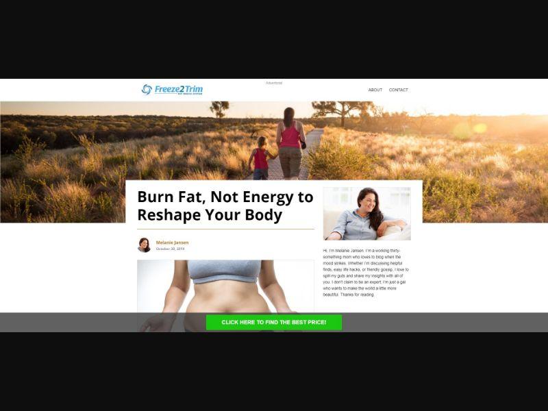 Freeze2Trim - Fitness - SS - [US, CA]