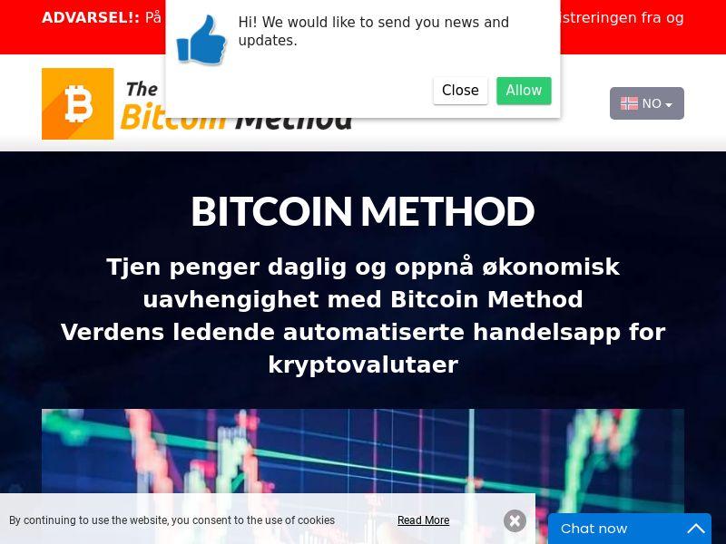 Bitcoin Method Norwegian 2188