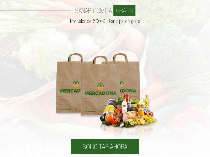 Mercadonna Voucher Sweeps - ES