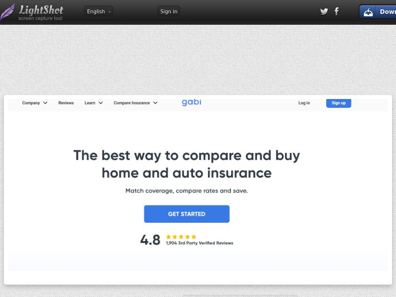Gabi - Auto Insurance (US) (CPL) (Personal Approval)