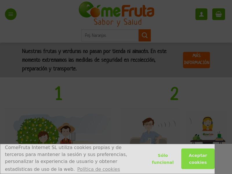 ComeFruta - ES (ES), [CPS]