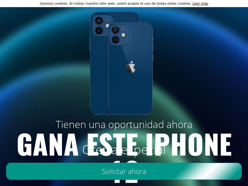 Win iPhone 12 (ES) (CPL)