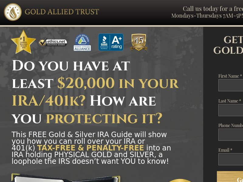 Gold Allied Trust [US] (Native) - CPL