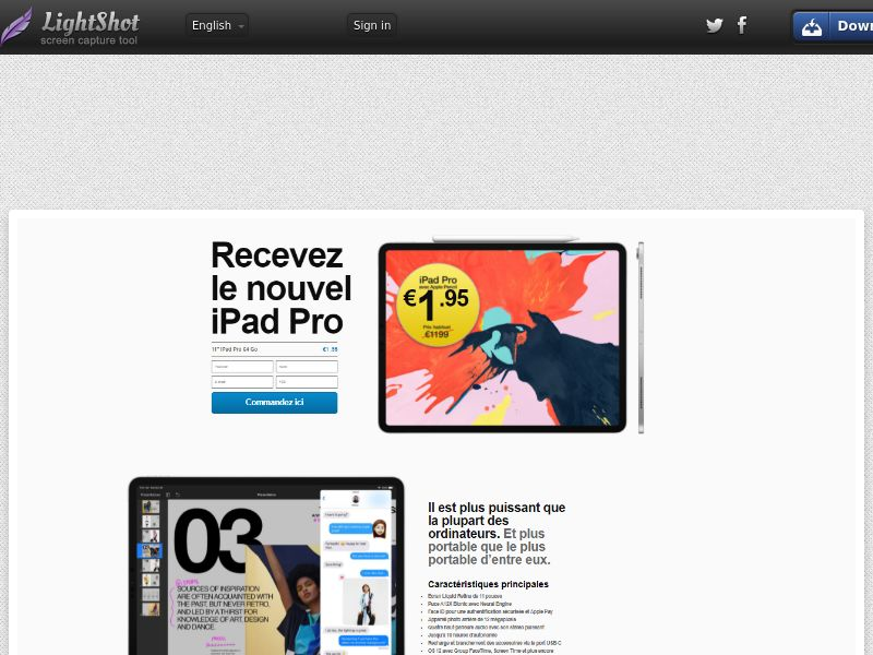Gold - Win iPad (FR) (Trail) (Personal Approval)