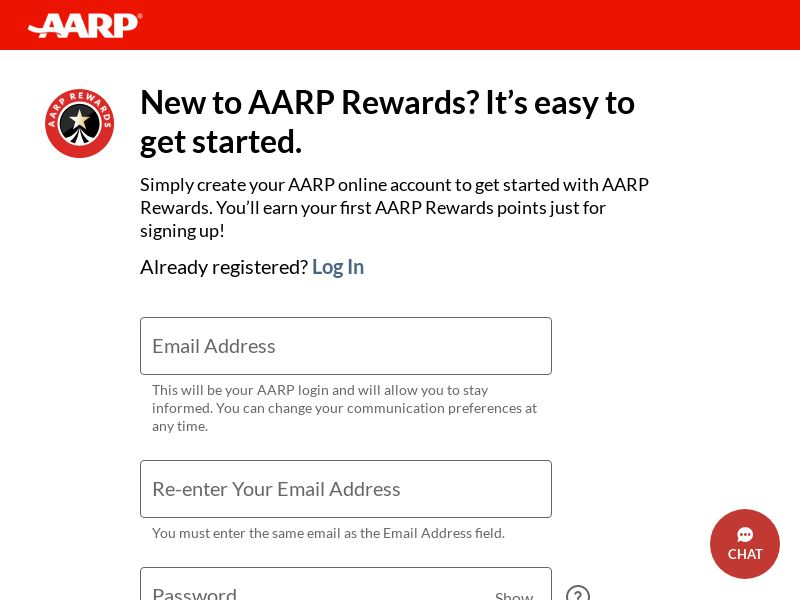 AARP Rewards V2 - US - CPL