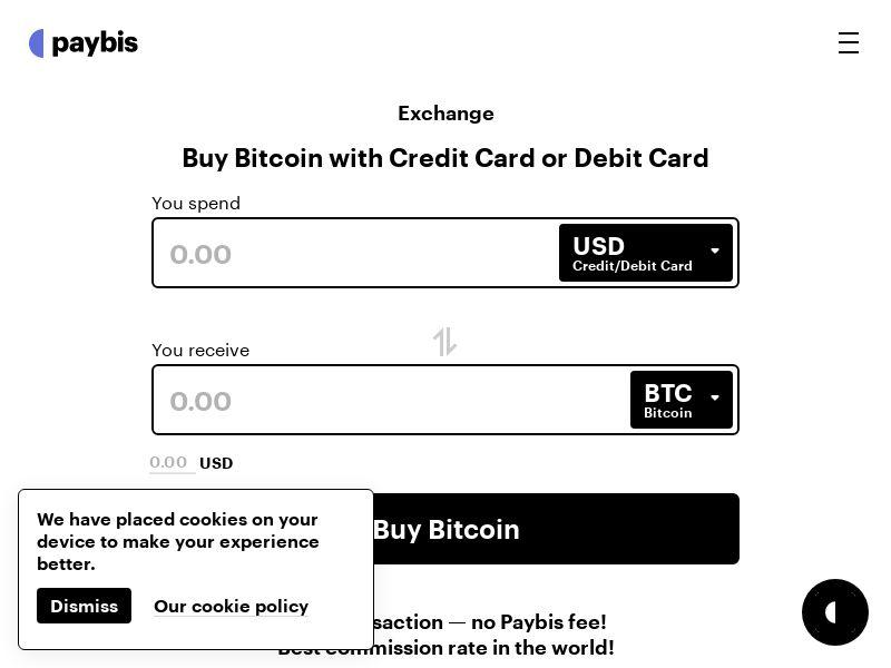 PAYBIS | DOI