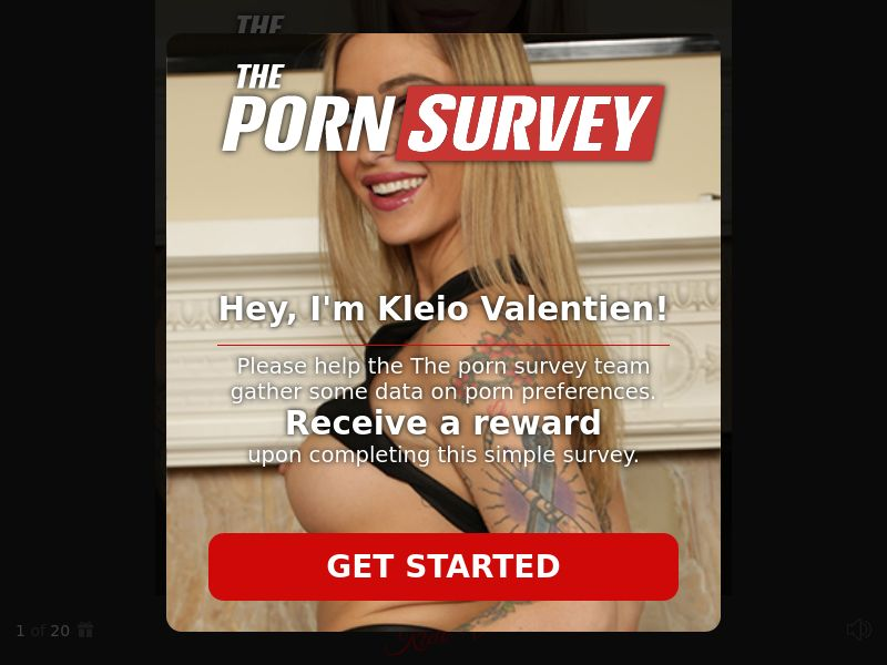 The Dating Survey - Multi-CPA - Responsive