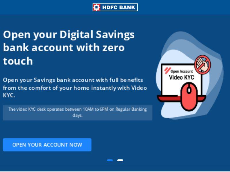 HDFCBank.com SA CPA - India