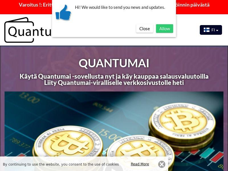 QuantumAI Finnish 3901