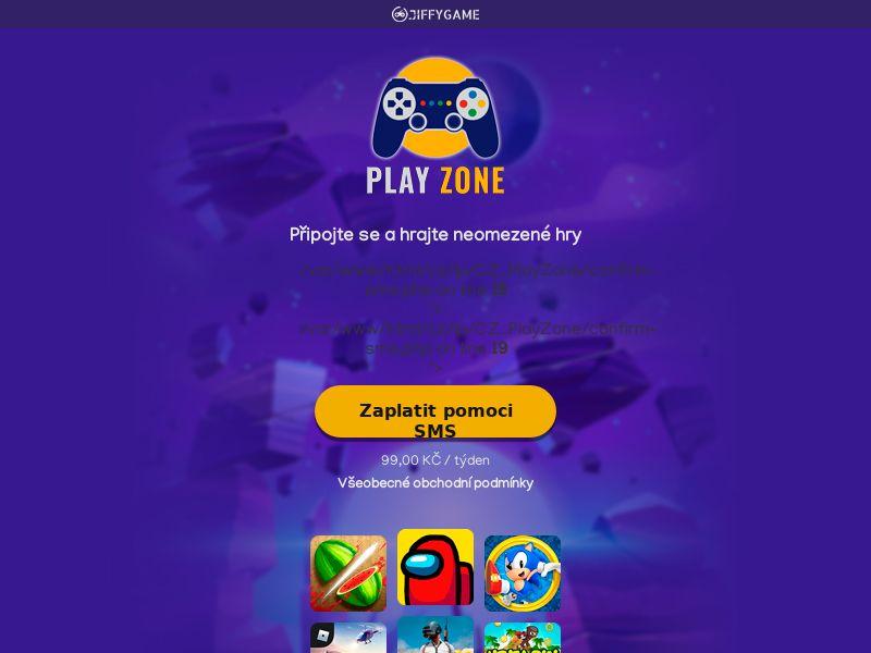 Game Portal - O2 , T-MOBILE , VODAFONE - CZ (CZ), [CPA]