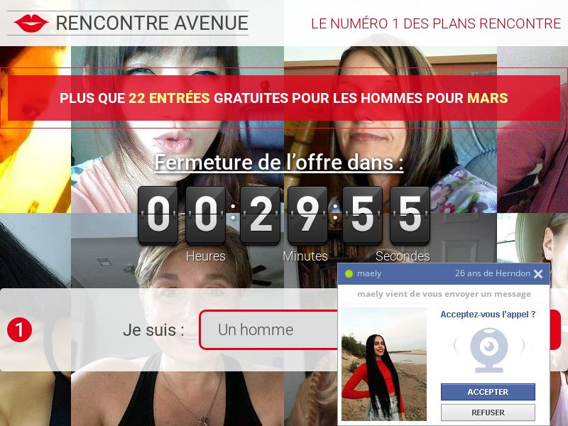 Rencontre Avenue - PPS - Responsive - FR
