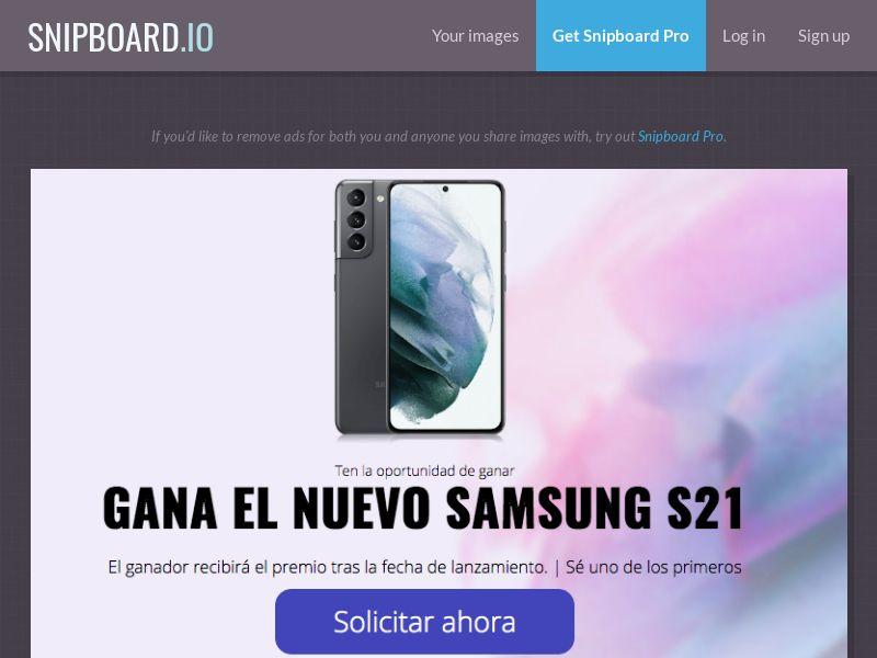 LeadMarket - Samsung Galaxy S21 ES - SOI