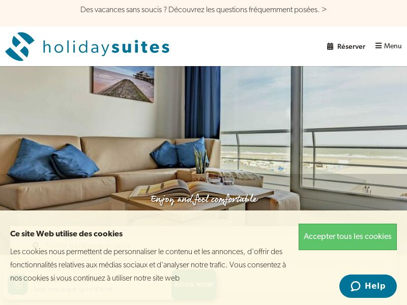 Holiday Suites - FR (FR), [CPS]